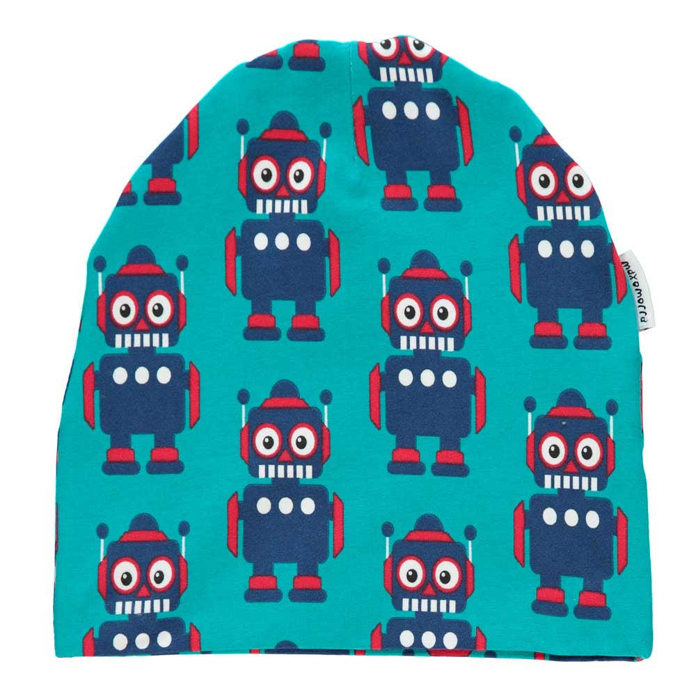 Maxomorra Robot Hat