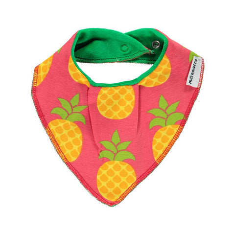 Pineapple Bib Scarf
