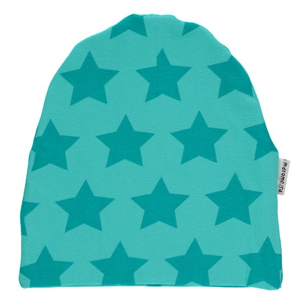 Teal Star Jumper
