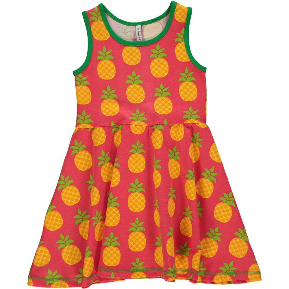 Twirly Pineapple Dress