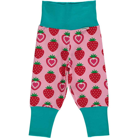 Strawberry Rib Baby Bottoms