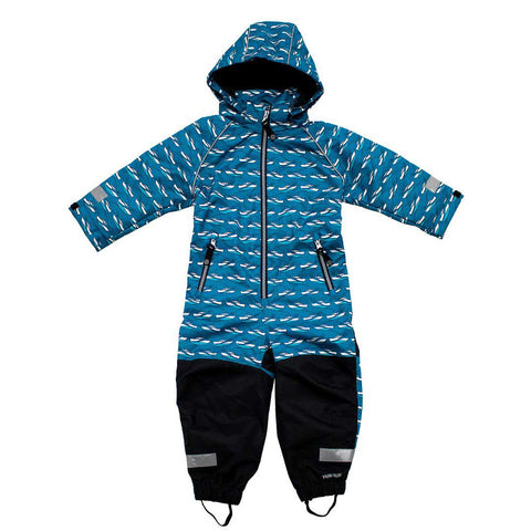 Shark Shell Outerwear Suit