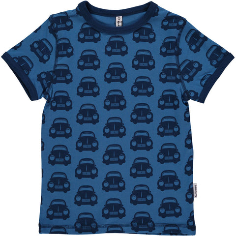 Short Sleeve Car T-Shirt