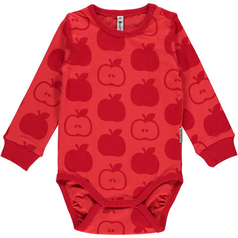 Red Apple Onesie