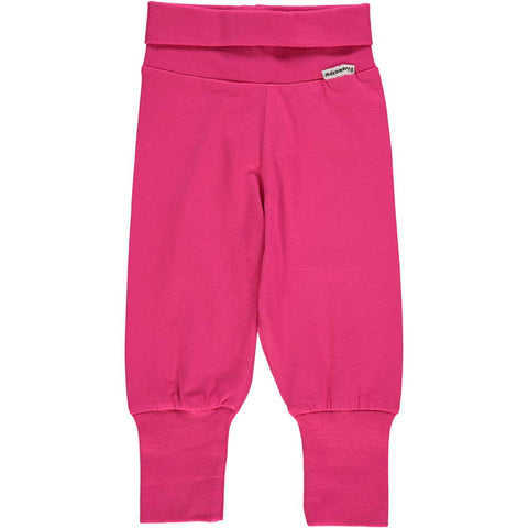 Pink Rib Bottoms