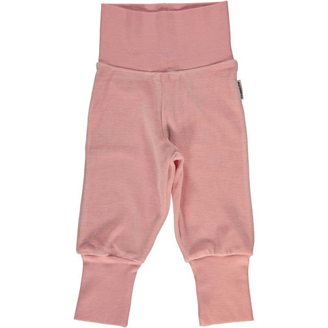Blush Pink Velour Bottoms
