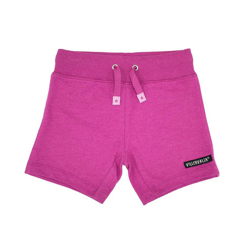 Raspberry Relaxed Shorts