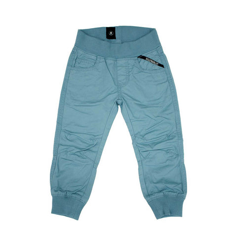 Cement Blue Canvas Pants