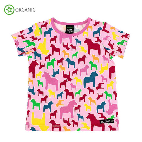 Adult Pink Dala Shirt
