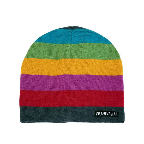 Knit Madrid Multistripe Hat - Big Kid