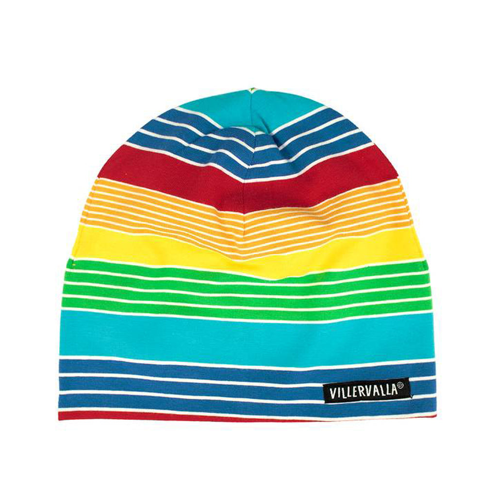New York Multistripe Beanie