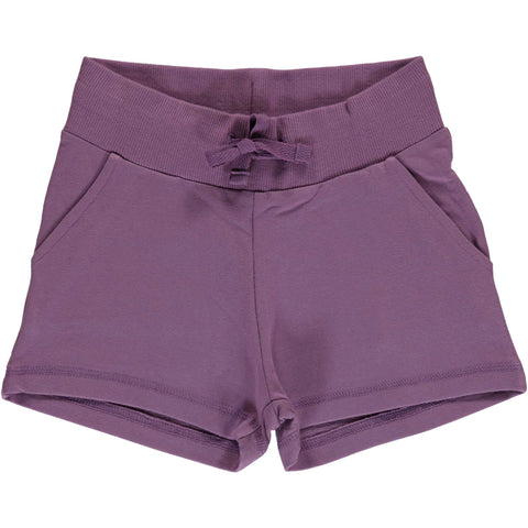 Dusty Purple Sweatshorts