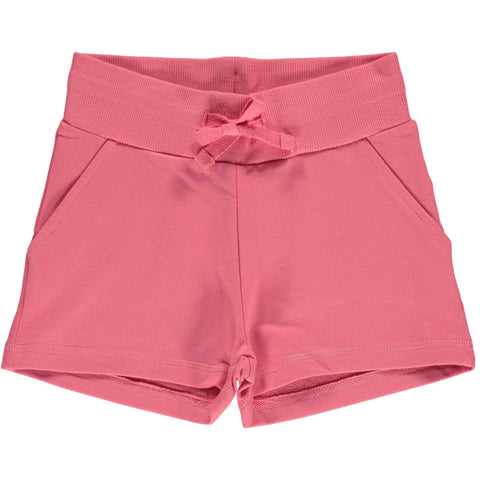 Rose Pink Sweatshorts