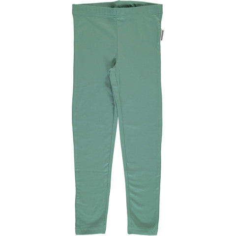Light Green Cropped Leggings