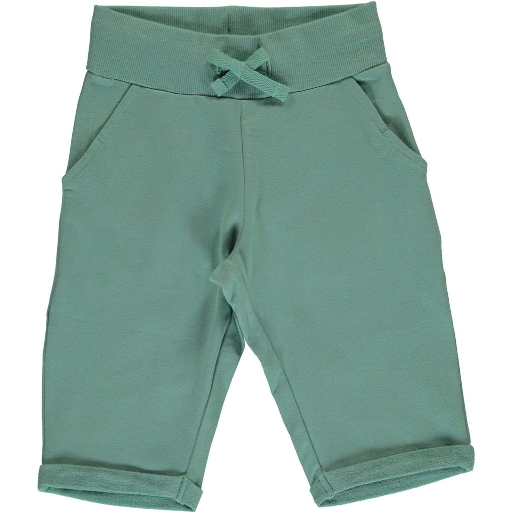 Mint Green Sweatshorts