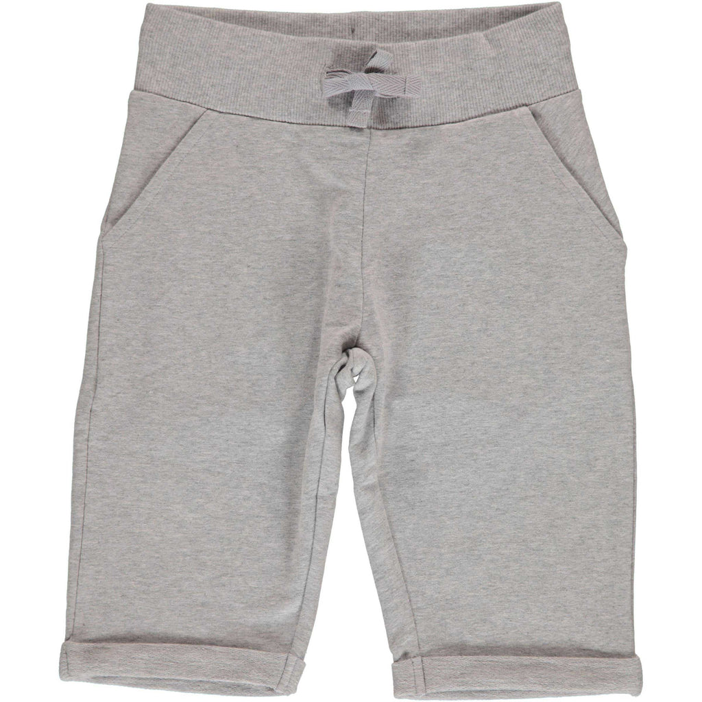 Light Grey Sweatshorts
