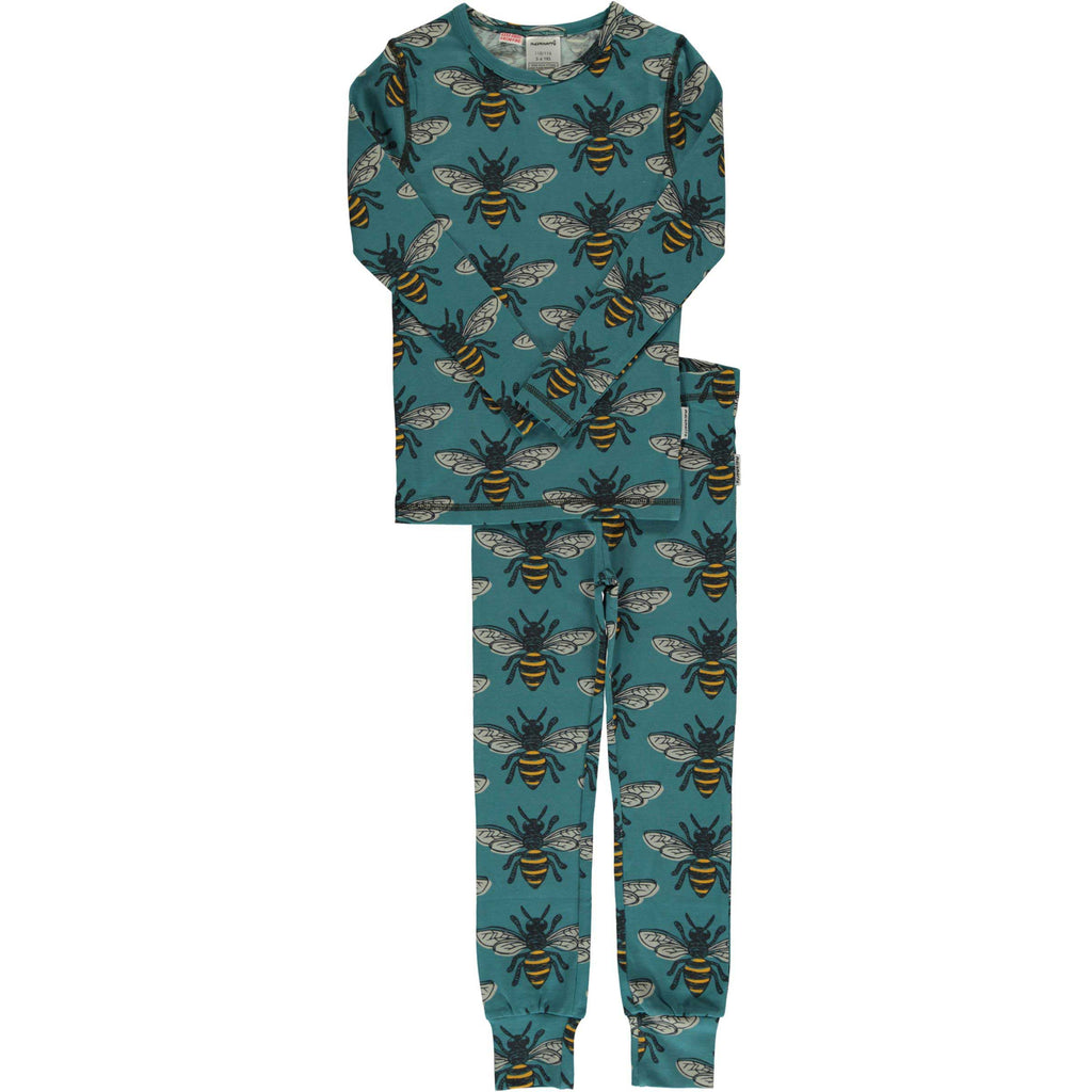 Blue Bee Pajamas