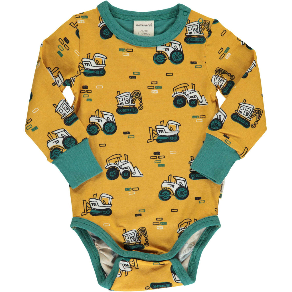Brick Builders Onesie