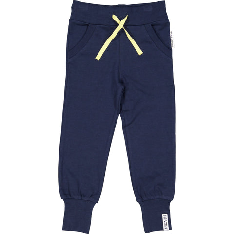 Navy Long Pants
