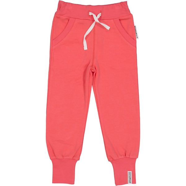 Raspberry Red Long Pants