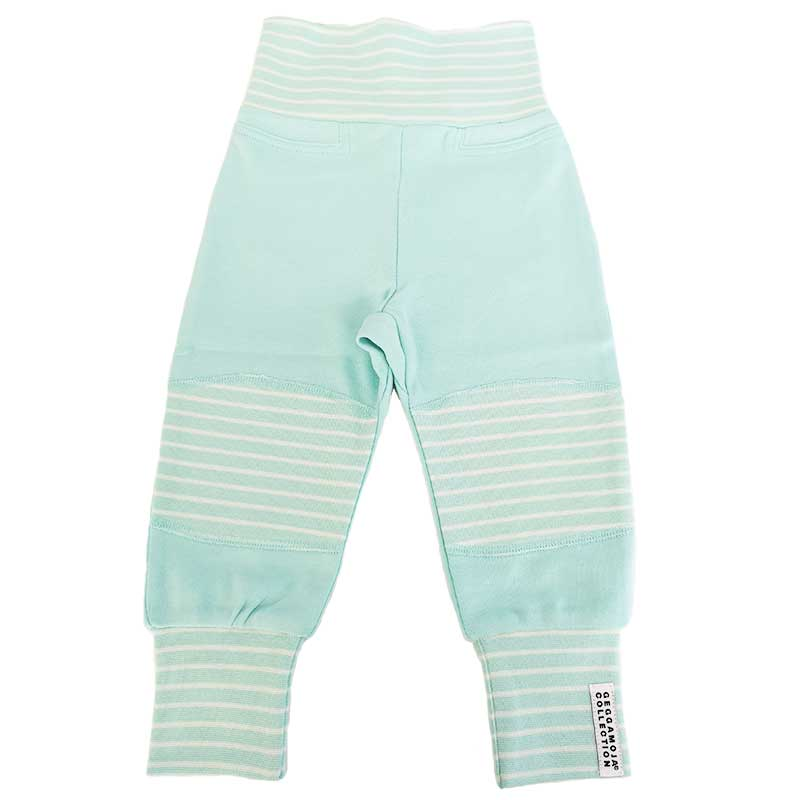 Soft Mint Baby Bottoms