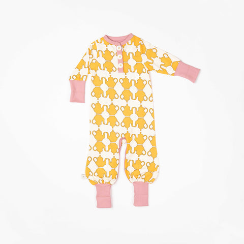 Beewax Teapots Playsuit