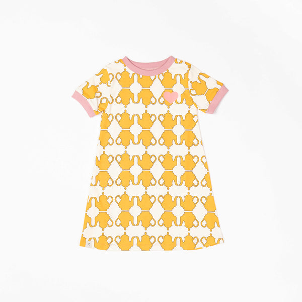 Yellow Vida Dress