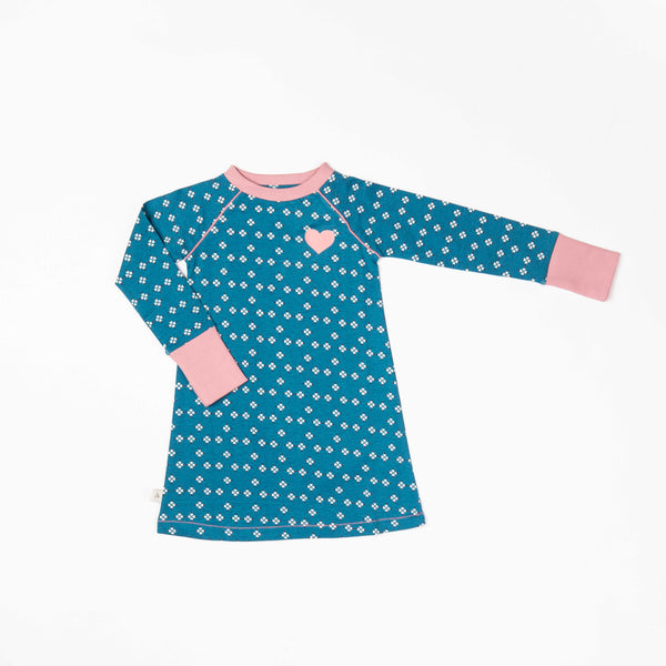 Seaport Mini Hearts Dress
