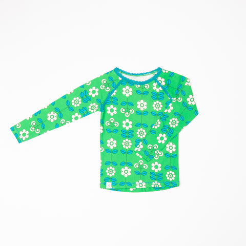Ghita Kelly Green Fairy Tale Shirt