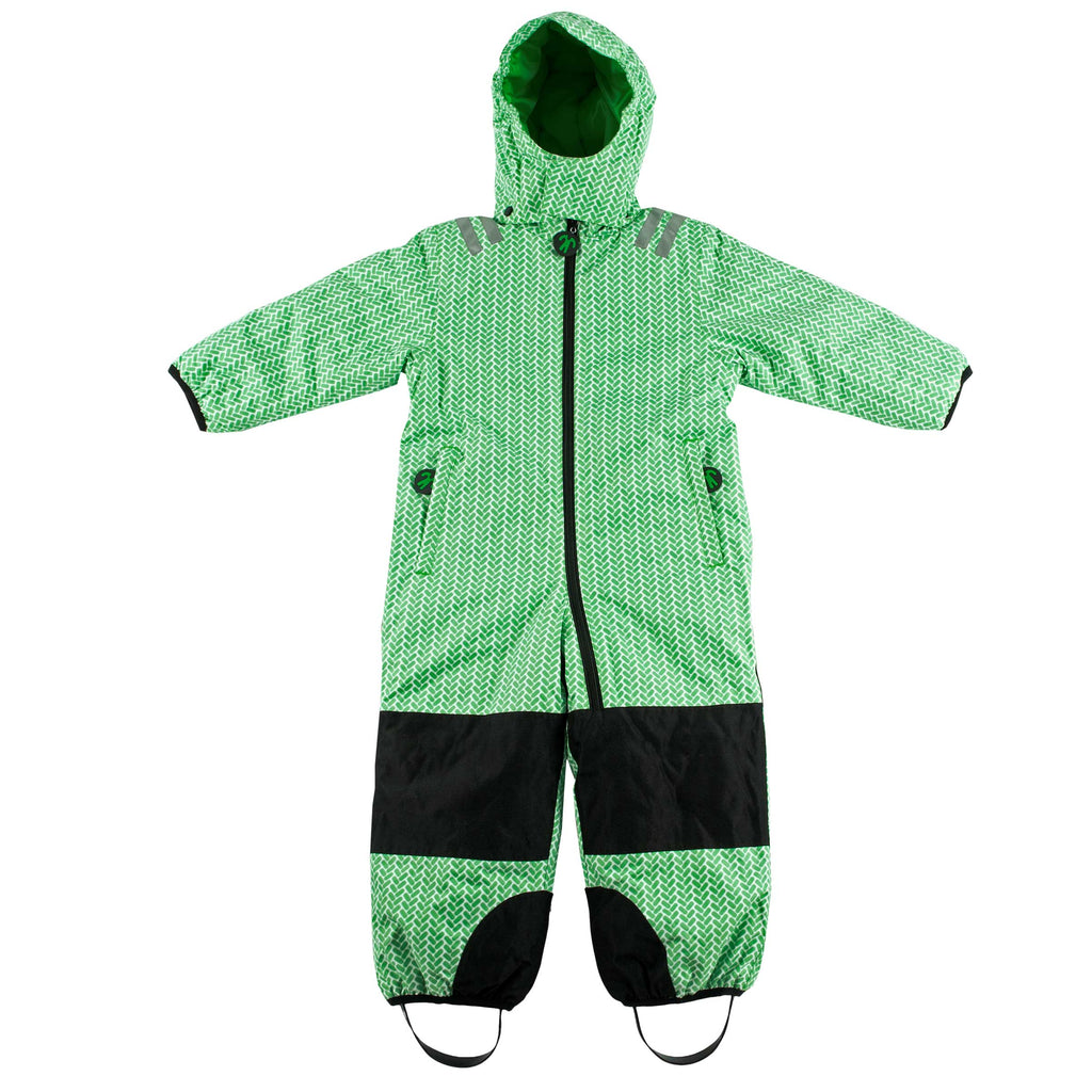 Lex Green Kids Snow Suit