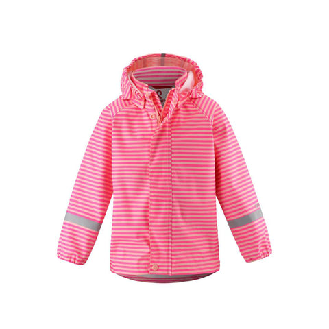 Powder Pink Vesi Raincoat