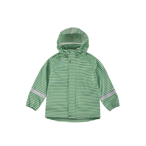 Forest Green Vesi Raincoat