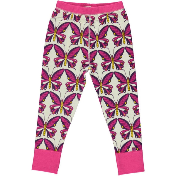 Butterfly Wool/Cotton Pants