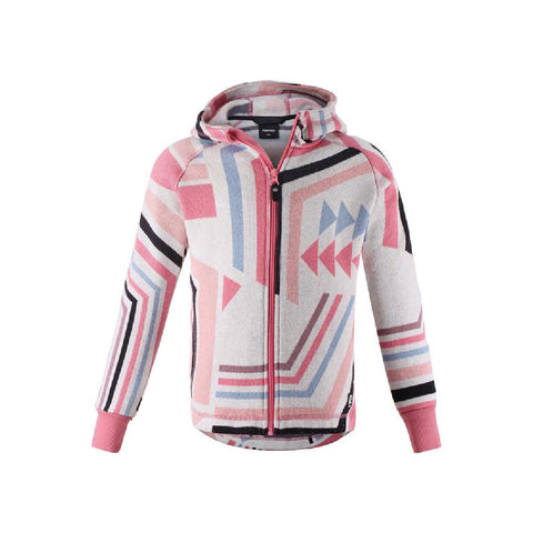 Northern Full Zip Hoodie - Bubblegum
