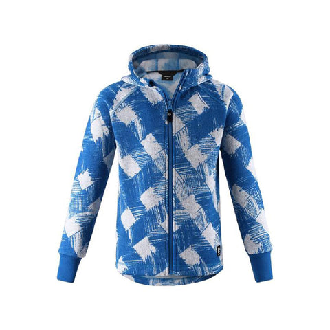 Blue Northern Full Zip Hoodie