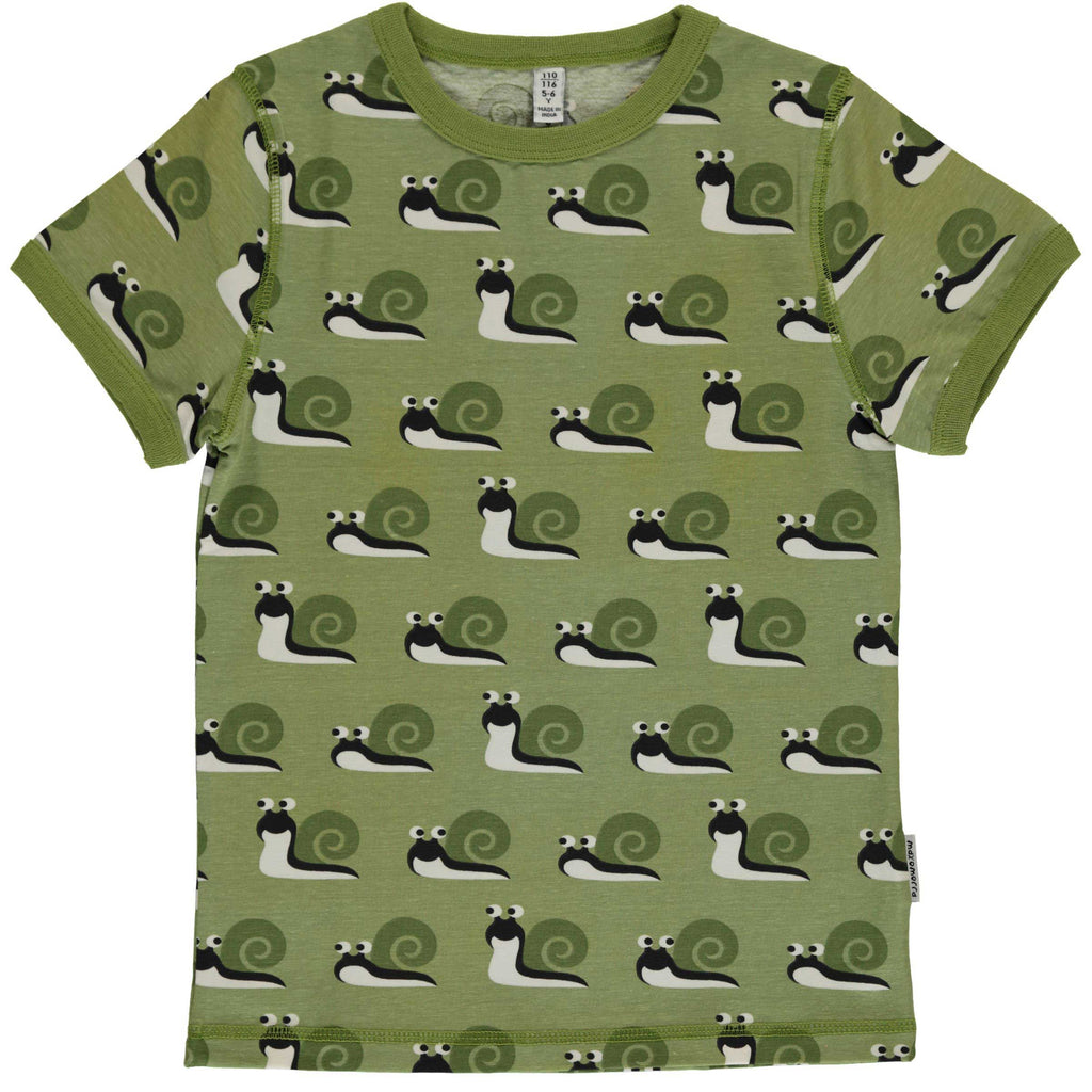 Green Snail T-Shirt