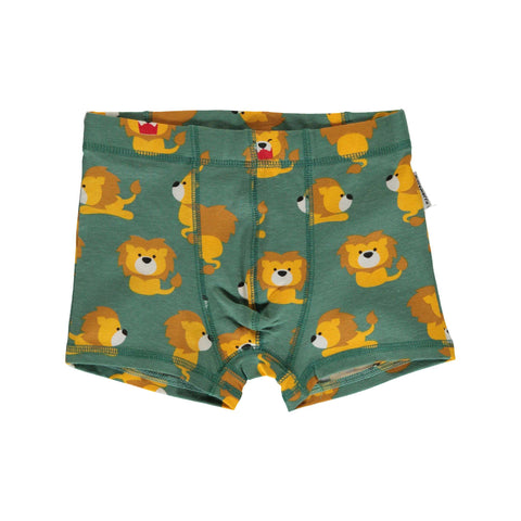 Green Lion Boxers