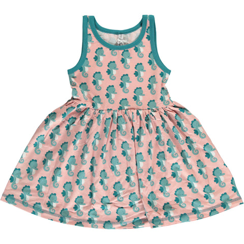Seahorse Twirly Dress