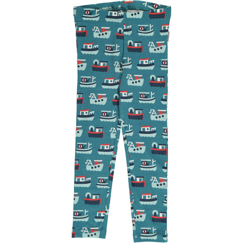 Trawler Boat Leggings