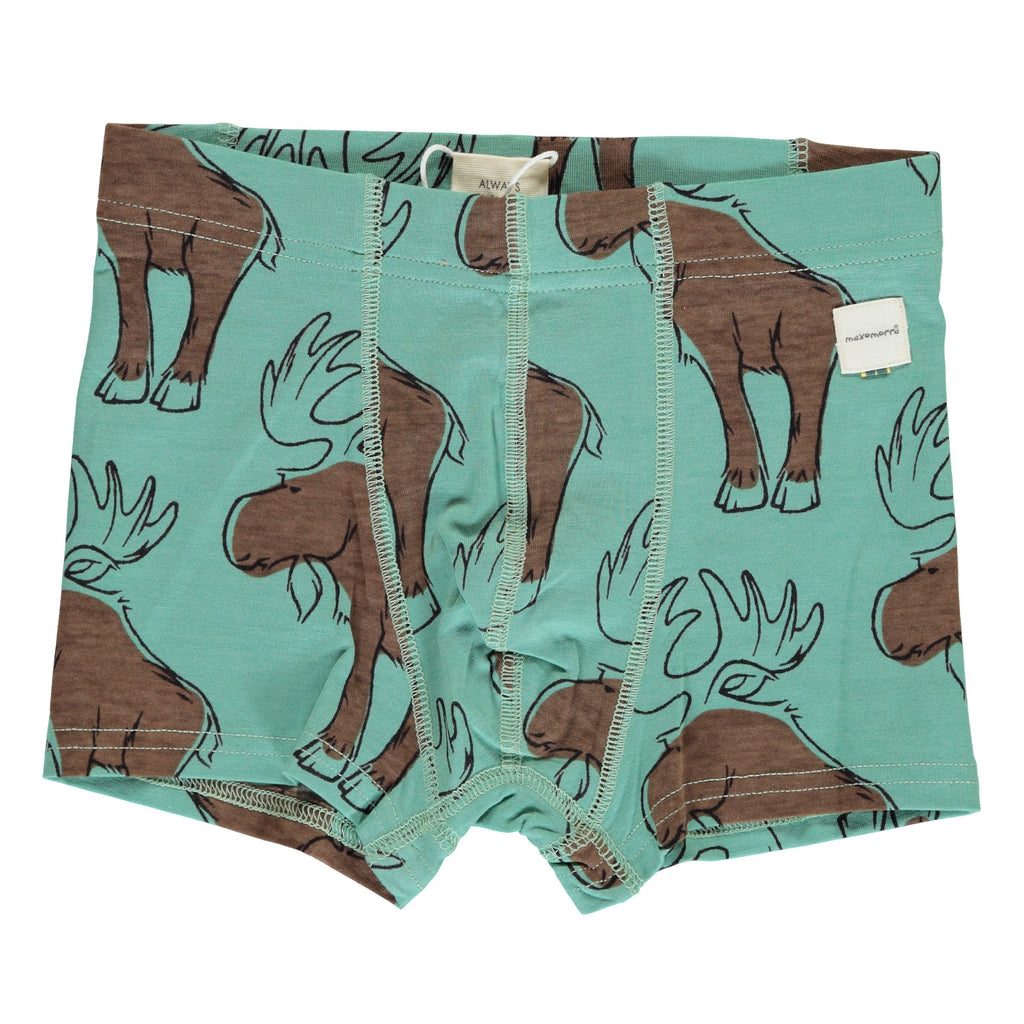 Mighty Moose Boxers