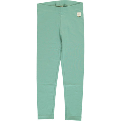 Soft Teal Leggings