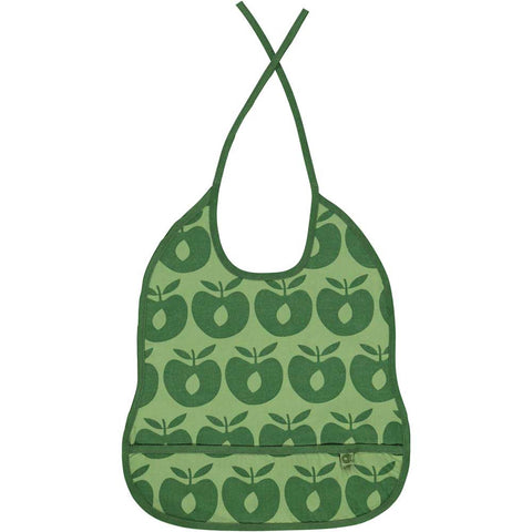 Green Apple Bib