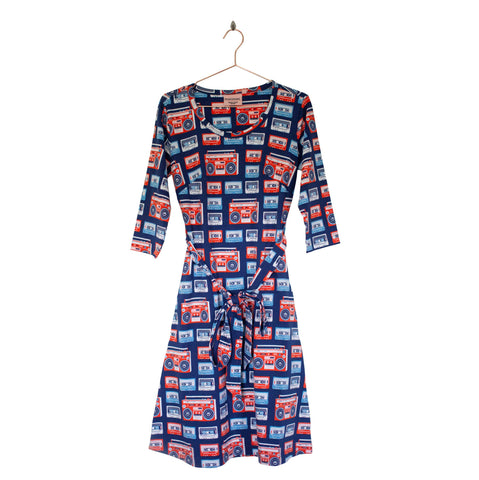Boomblaster Dress- Women's
