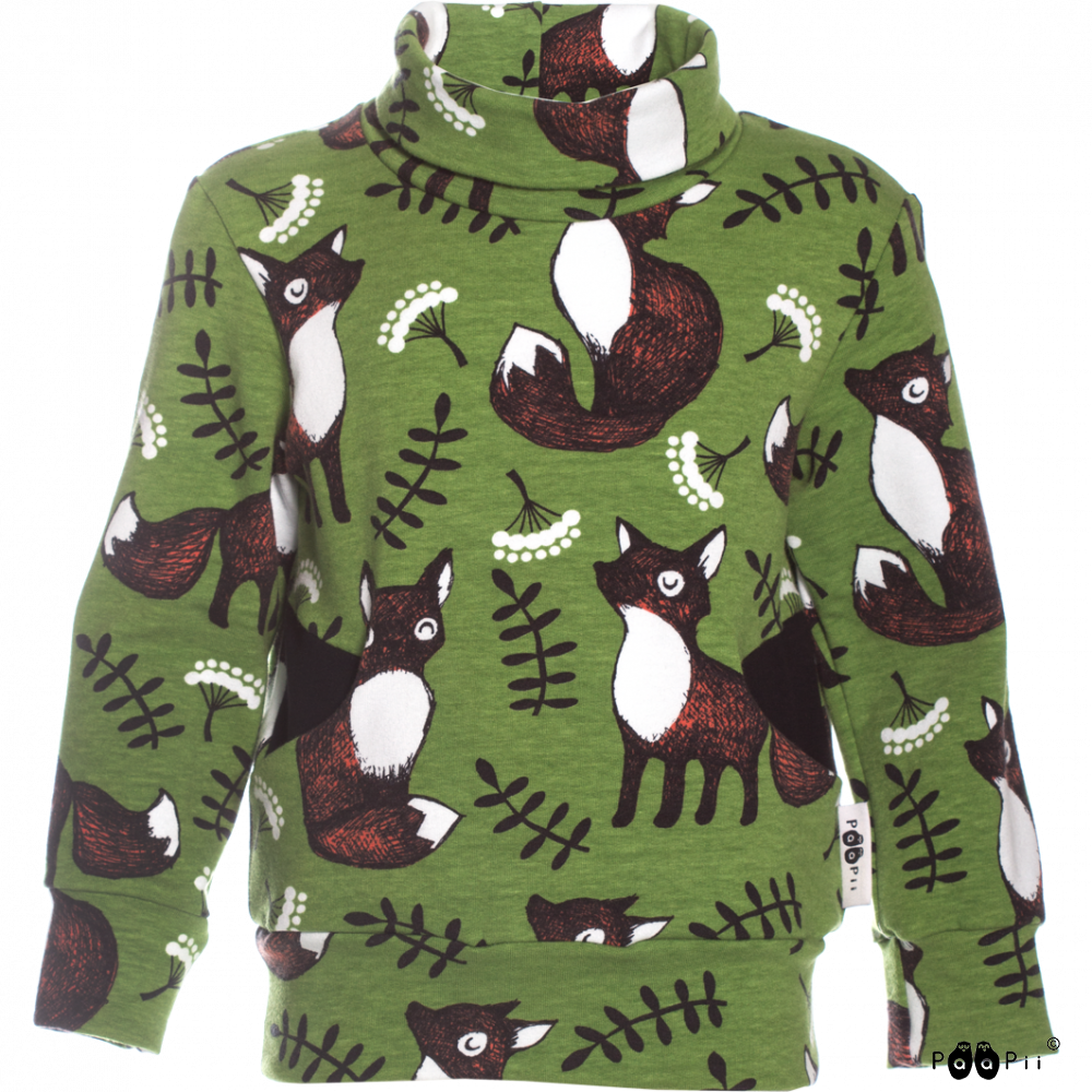 Havina Nuutti Forest Sweatshirt