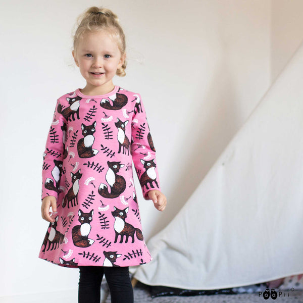 Pink Fox Nuuti Dress