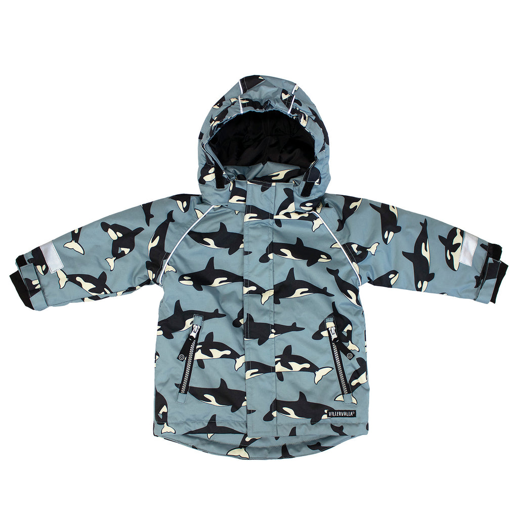 Winter Whale Jacket