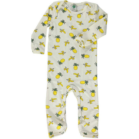 Pineapple and Banana Romper