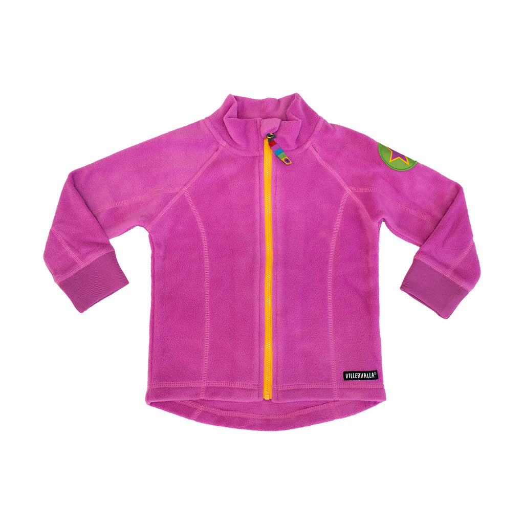 Fleece Lotus Jacket