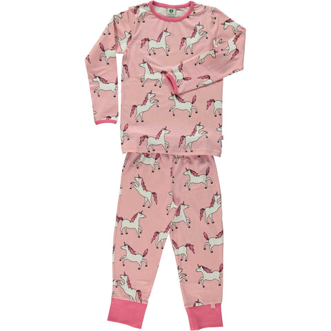 Pink Unicorn Pajamas