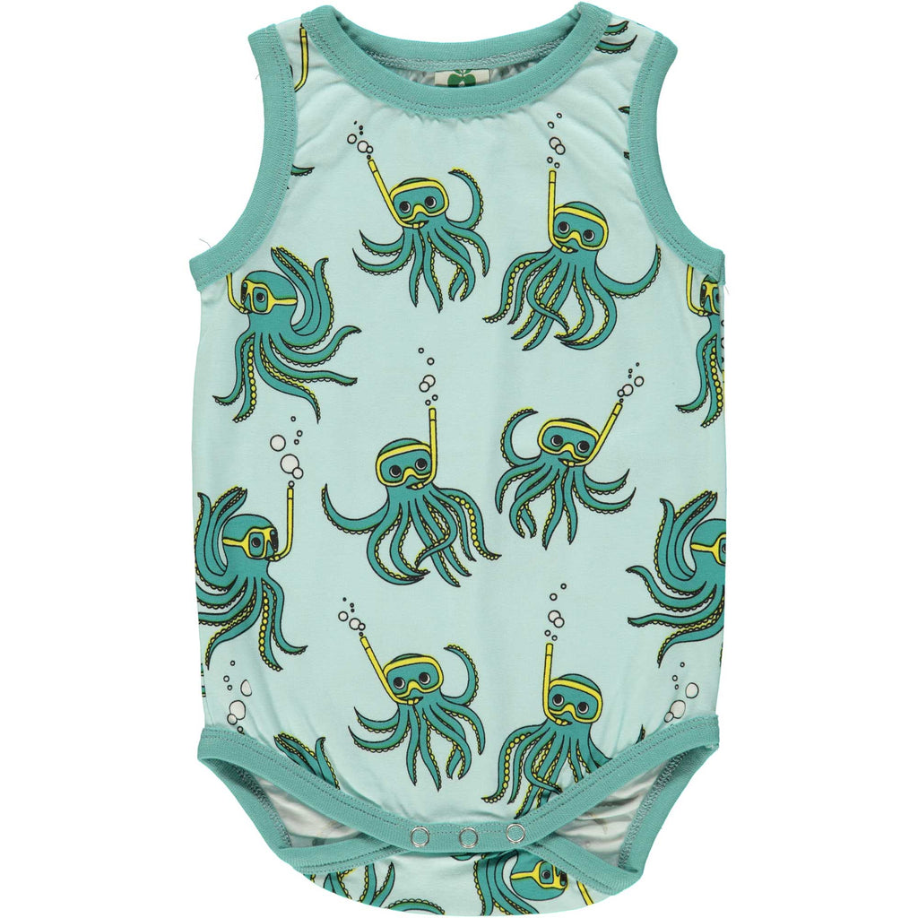 Summer Octopus Onesie